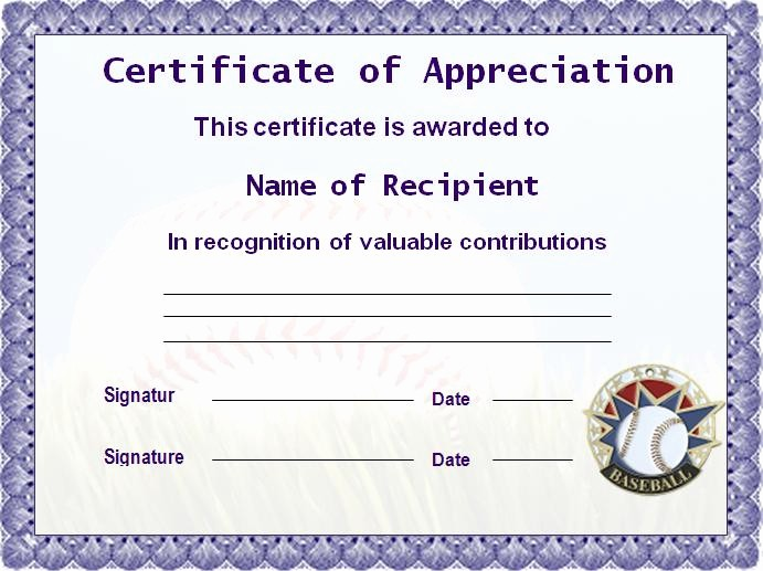 Certificate Templates for Microsoft Word Inspirational Certificate Template