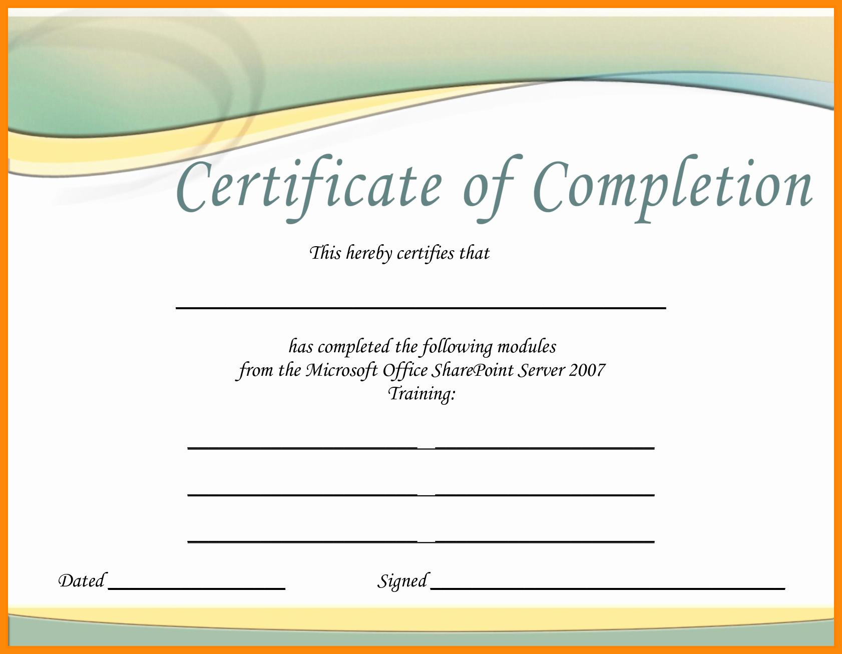 Certificate Templates for Microsoft Word Inspirational Microsoft Award Templates Portablegasgrillweber