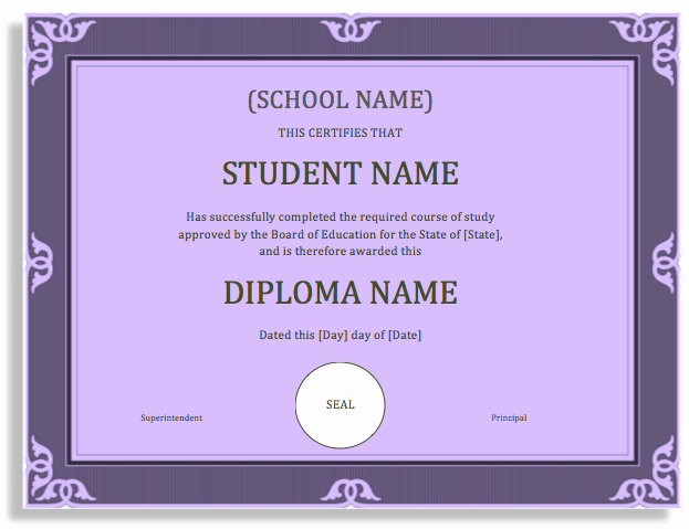 Certificate Templates for Microsoft Word New Certificates – Microsoft Word Templates