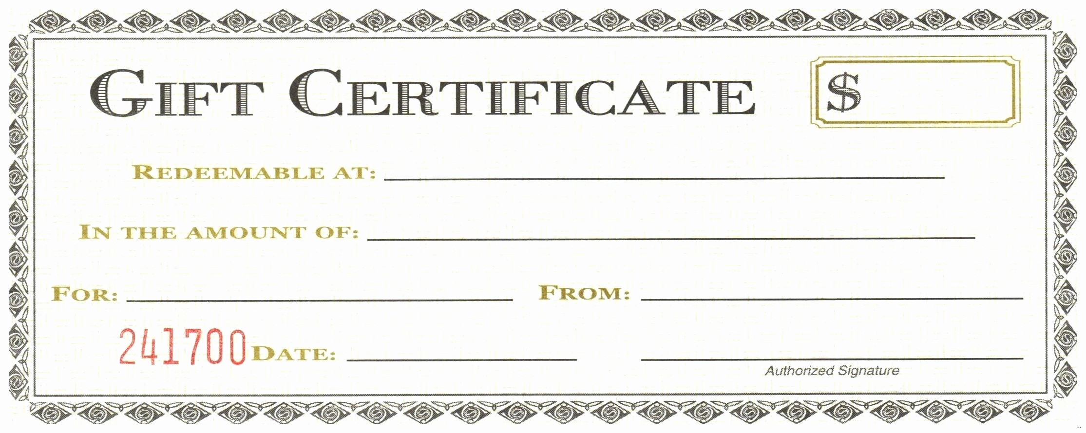 Certificate Templates for Microsoft Word New Template Microsoft Fice Gift Certificate Template