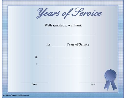 Certificates for Years Of Service Beautiful Pinterest • the World's Catalog Of Ideas