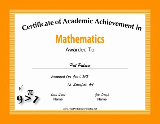 Certificates Of Achievement for Students Elegant 17 Best Images About Student Achievement Awards On