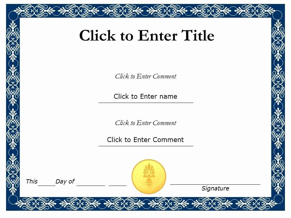 Certificates Of Achievement Templates Free Luxury Certificates Of Achievements