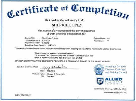 Certificates Of Completion Template Word Fresh 37 Free Certificate Of Pletion Templates In Word Excel Pdf