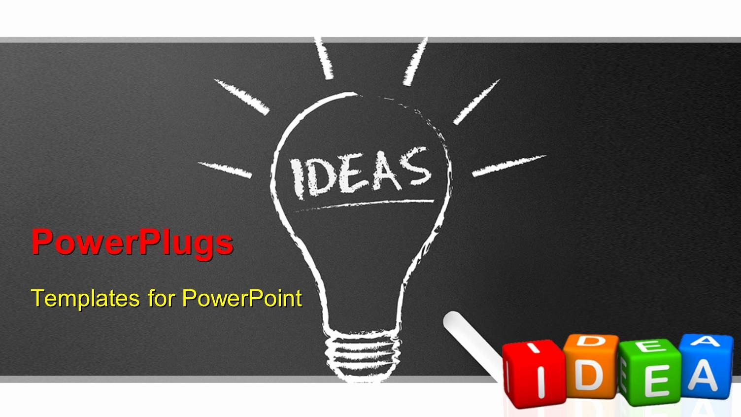 Chalkboard Powerpoint Template Free Download Best Of Powerpoint Template Chalkboard Blackboard with Chalk and