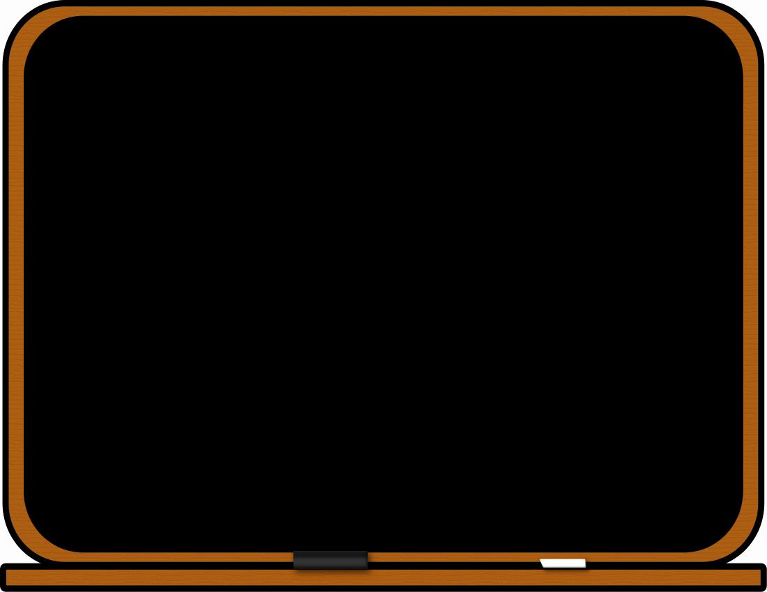 Chalkboard Powerpoint Template Free Download Elegant Blackboard Clipart Clipground
