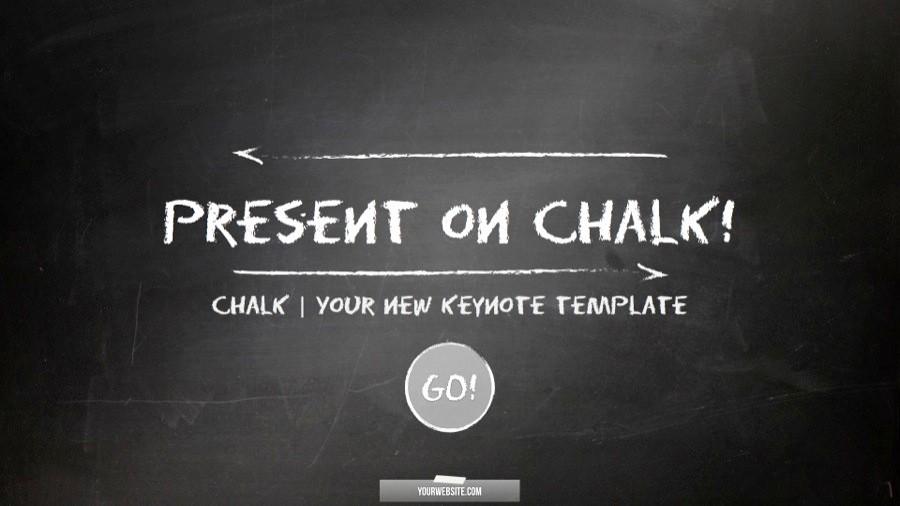 Chalkboard Powerpoint Template Free Download Elegant Chalkboard Powerpoint Template Free Cpanjfo