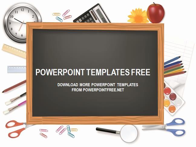 Chalkboard Powerpoint Template Free Download Fresh Chalkboard Powerpoint Template Free Download