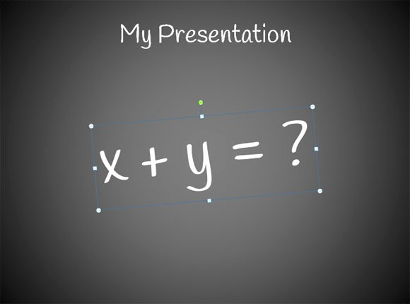 Chalkboard Powerpoint Template Free Download Inspirational How to Create A Simple Powerpoint Blackboard Presentation