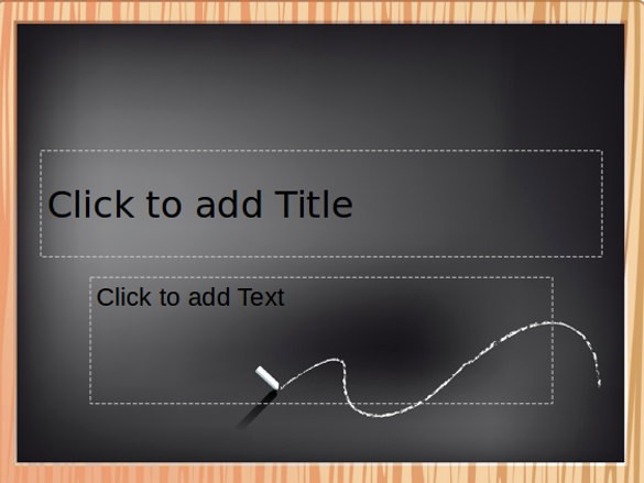 Chalkboard Powerpoint Template Free Download Lovely 9 Chalkboard Powerpoint Templates – Free Sample Example