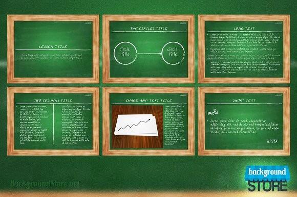 Chalkboard Powerpoint Template Free Download Lovely Blackboard Powerpoint Presentation Presentation