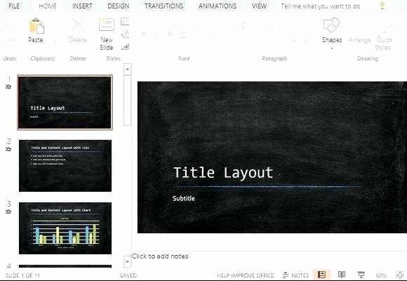 Chalkboard Powerpoint Template Free Download Lovely Chalkboard Powerpoint Templates Blackboard Template Green