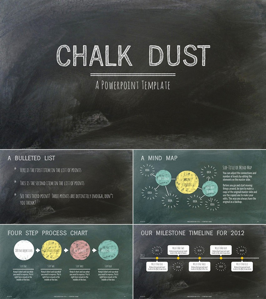 Chalkboard Powerpoint Template Free Download Luxury 20 Education Powerpoint Templates for Great School