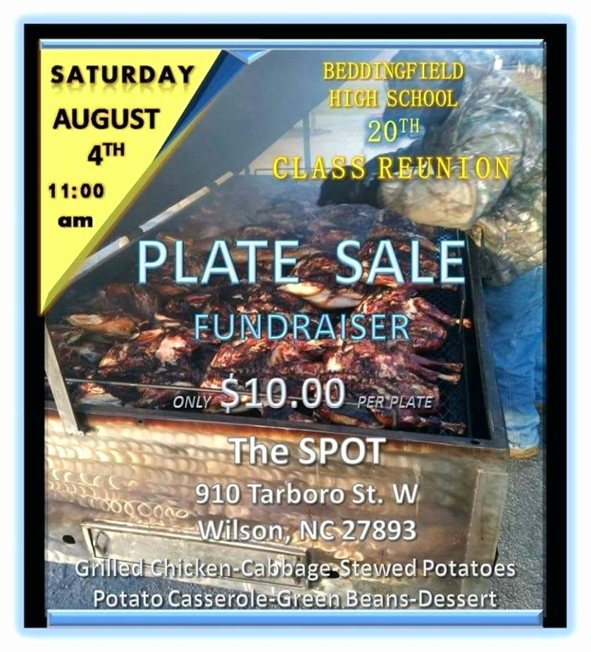 Chicken Plate Sale Ticket Template Best Of Plate Sale Download Summer Sale Special Fer Golden and