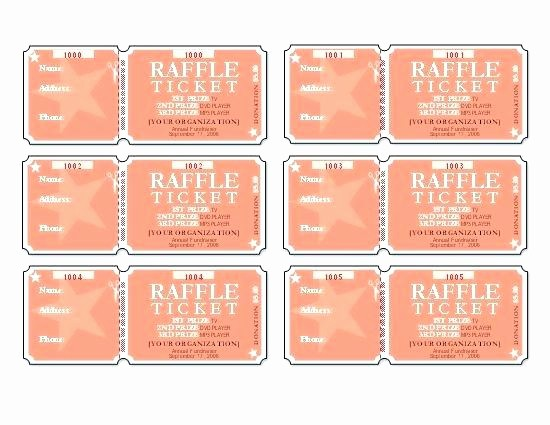 Chicken Plate Sale Ticket Template Inspirational Bbq Tickets Template – Giancarlosopofo