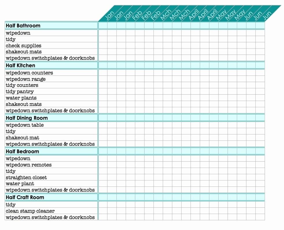 Chore Chart Template Google Docs Inspirational Kids Chore Chart Template