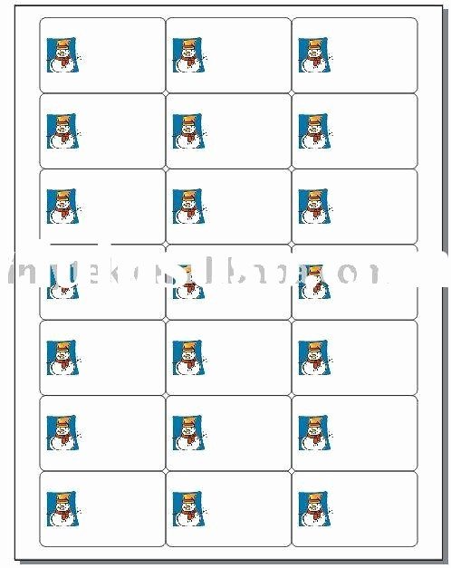 Christmas Address Label Template Free Elegant Free Avery Label Template 5160 Templates Data