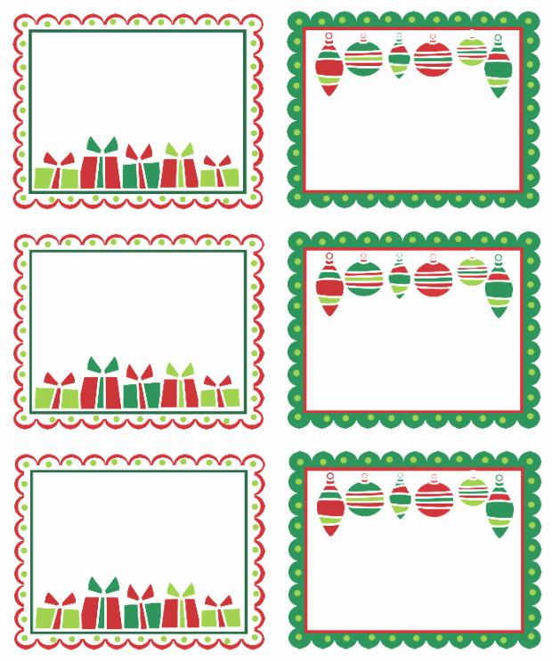 Christmas Address Label Template Free Elegant Free Christmas Address Labels Templates – Happy Holidays