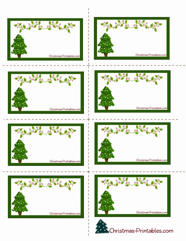 Christmas Address Label Template Free Unique 7 Best Of Elegant Printable Labels Elegant