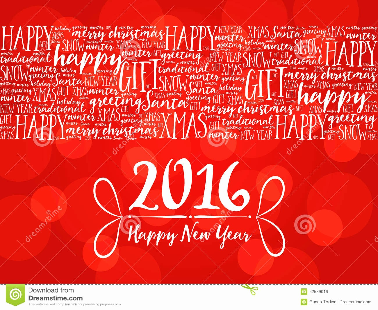 Christmas Background Images for Word Best Of 2016 Happy New Year Christmas Background Word Cloud Stock