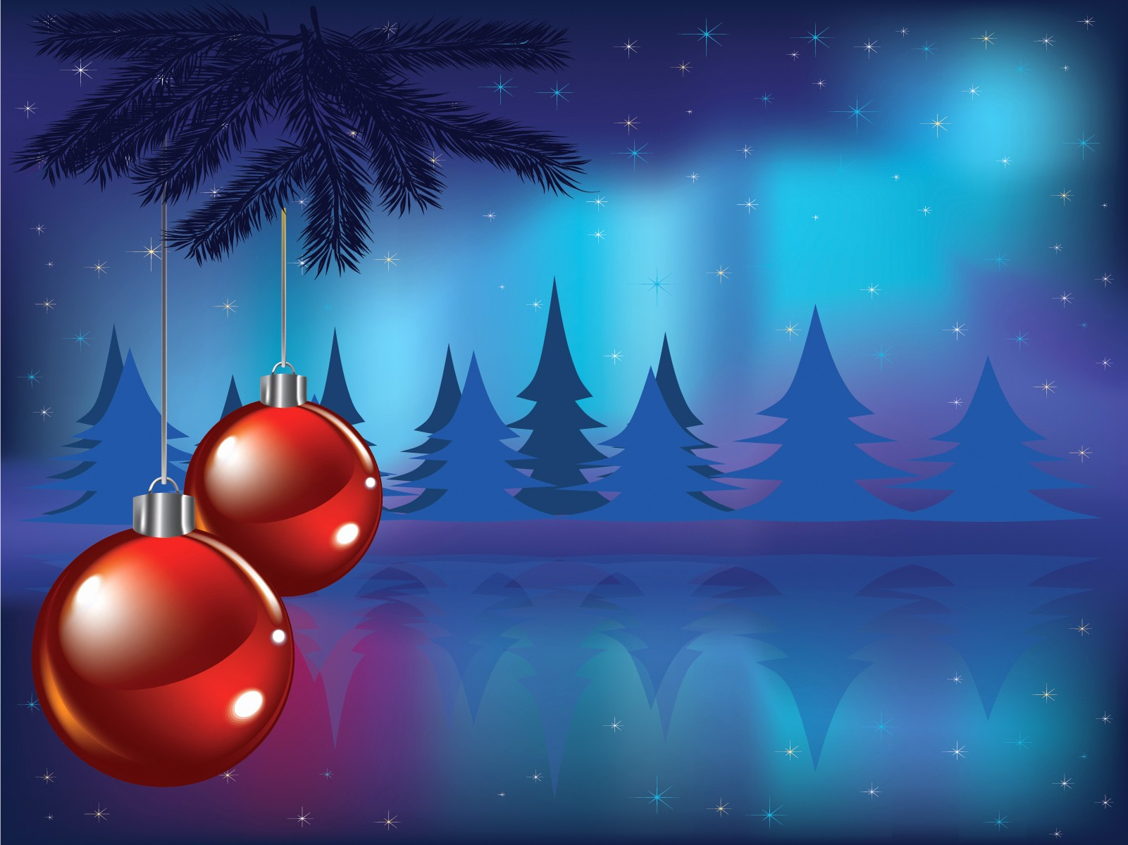 Christmas Background Images for Word Unique Christmas Card Powerpoint Templates Blue Christmas