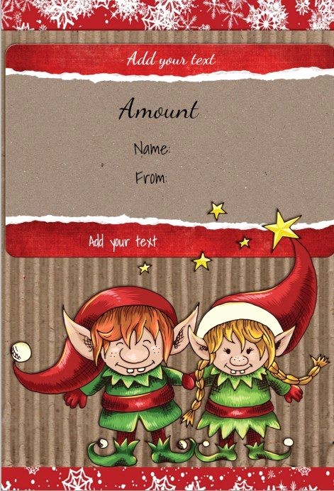 Christmas Certificate Template Free Download Fresh Free Christmas Gift Certificate Template
