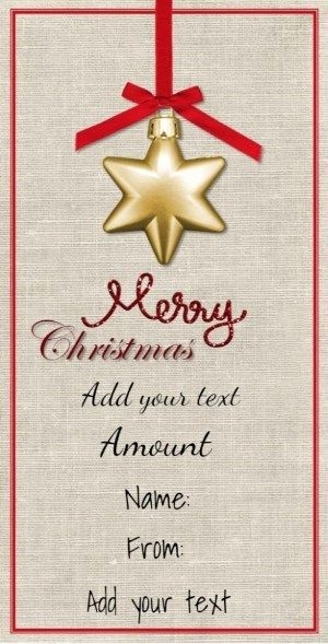 Christmas Certificate Template Free Download Inspirational 1000 Ideas About Gift Certificate Templates On Pinterest