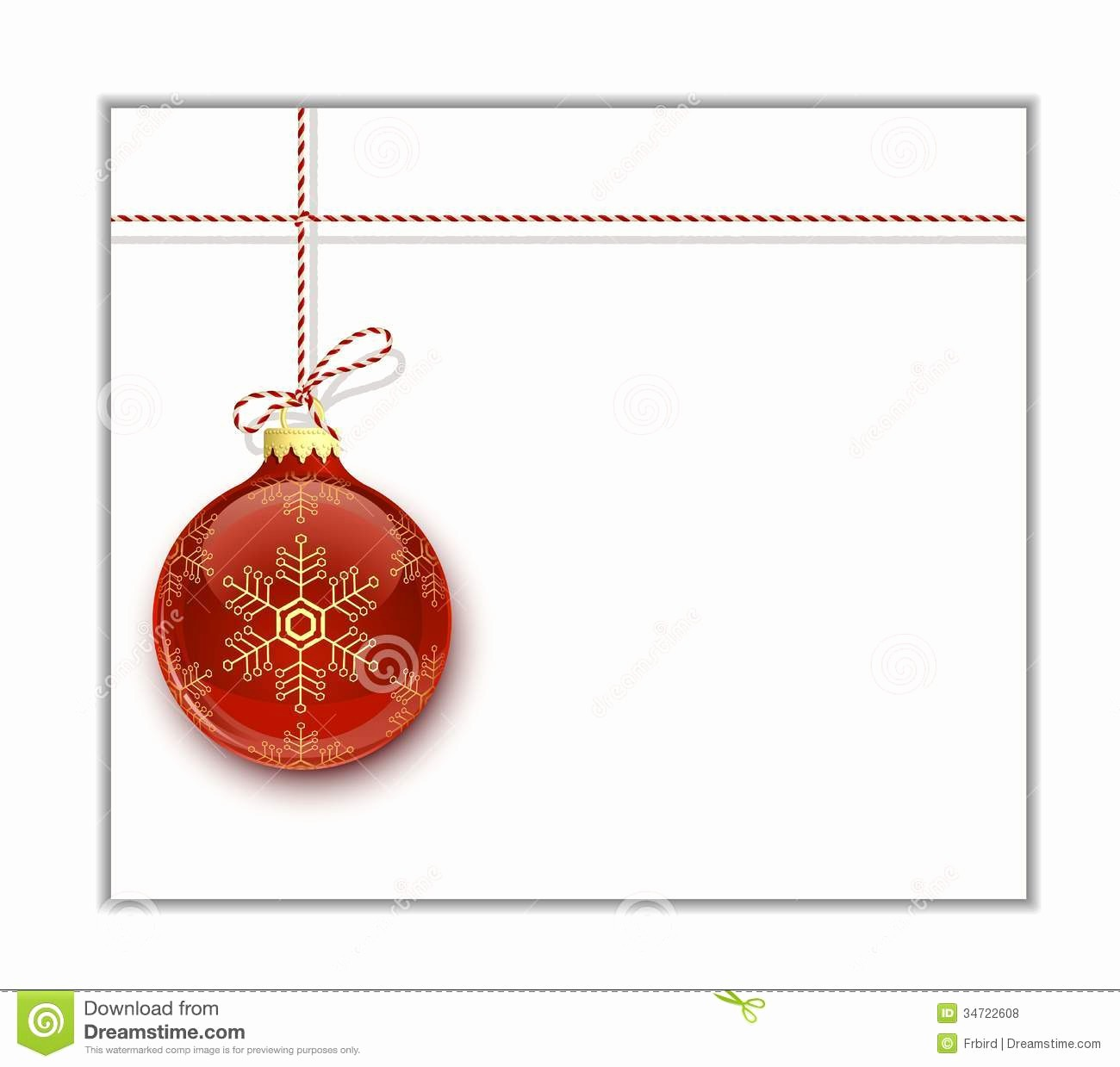 Christmas Certificate Template Free Download Inspirational Christmas Card Template Stock Vector Image Of Clip
