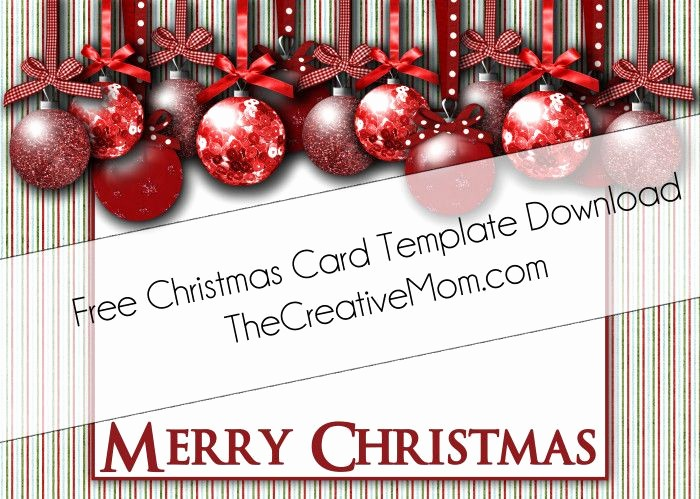 Christmas Certificate Template Free Download Lovely 11 Christmas Card Templates Free Download