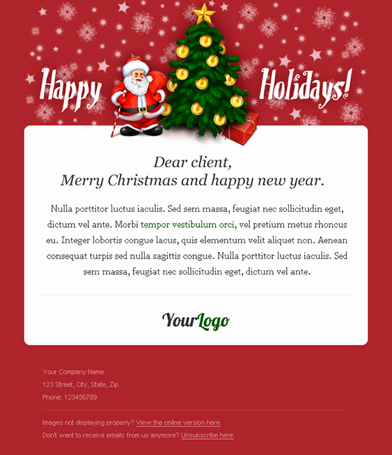 Christmas Family Newsletter Templates Free Fresh Creating the Perfect Holiday Newsletter for Your Small
