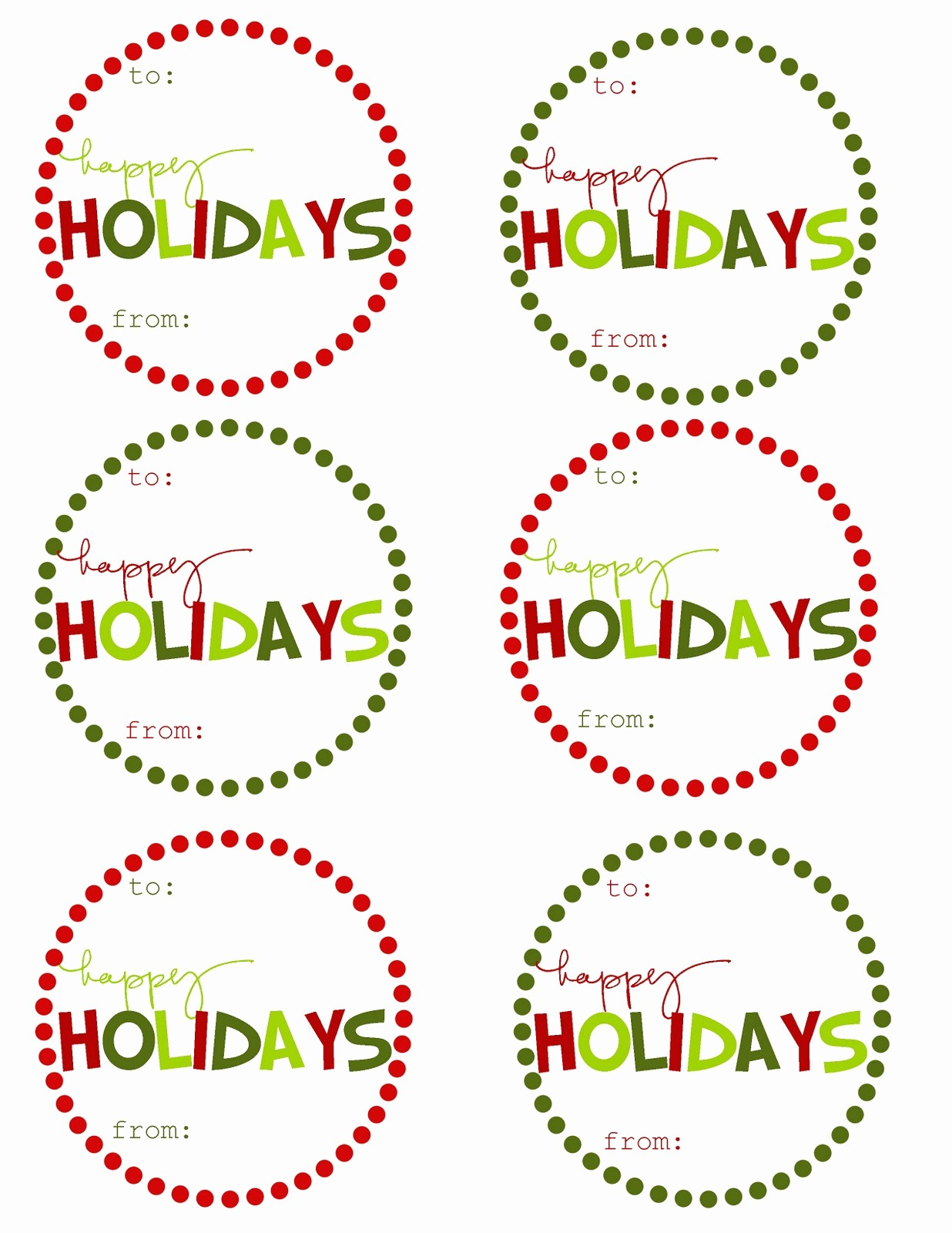 Christmas Gift Tags Template Free Inspirational Mommy by Day Crafter by Night Free Printable Christmas