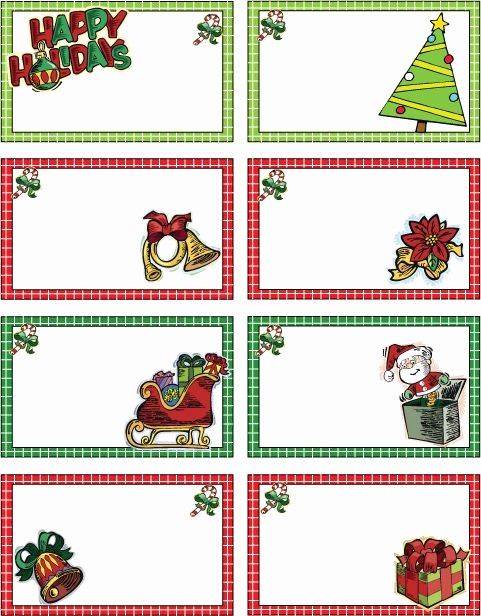 Christmas Gift Tags Template Free Lovely Free Printable Christmas T Tags Google Search