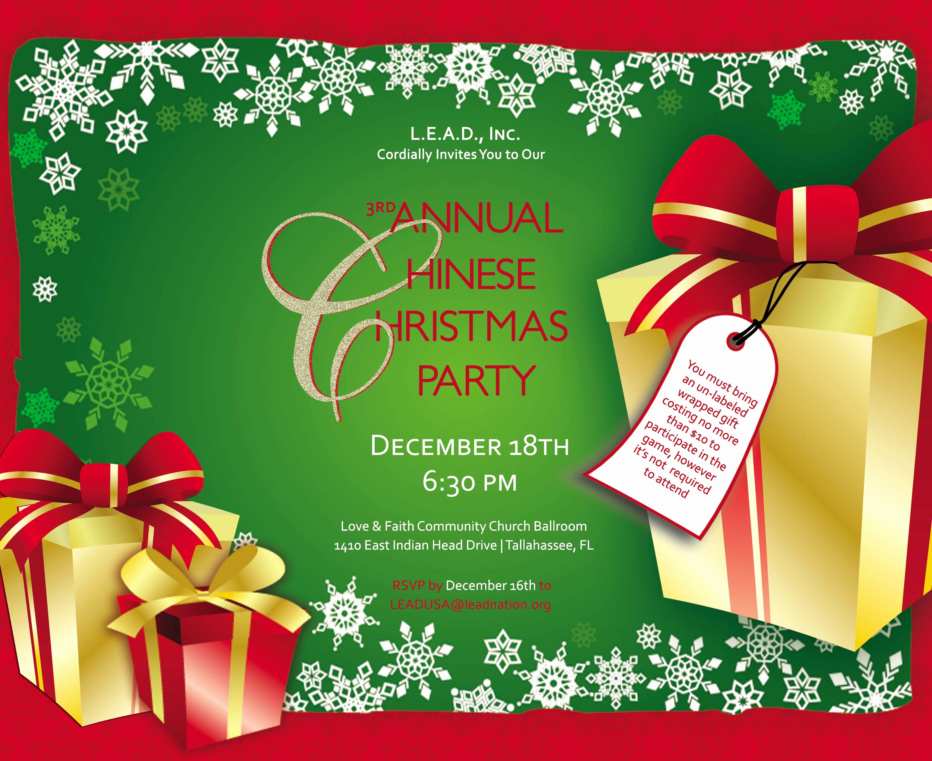 Christmas Invitations Templates Free Microsoft Elegant Free Holiday Flyer Templates Word Portablegasgrillweber