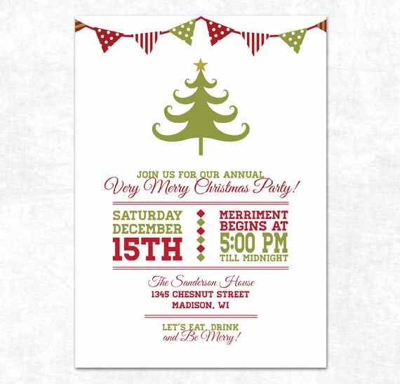 Christmas Invitations Templates Free Microsoft Luxury Free Christmas Printable Invitation Templates – Christmas