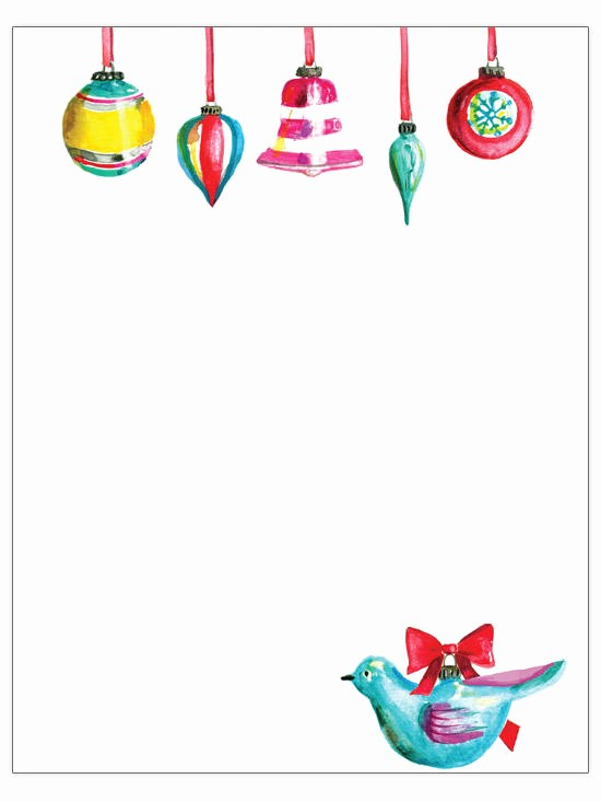 Christmas Letter Template with Photos Awesome Free Christmas Letter Templates