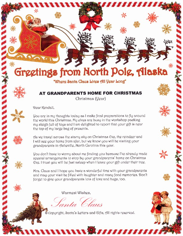 Christmas Letter Template with Photos Lovely Out Of Ink Need Christmas Letters the Salina Post