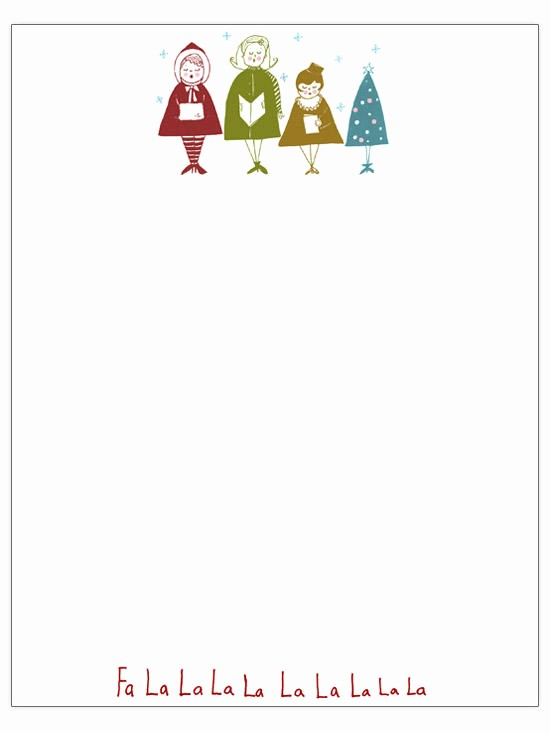 Christmas Letter Template with Photos Luxury Free Christmas Letter Templates