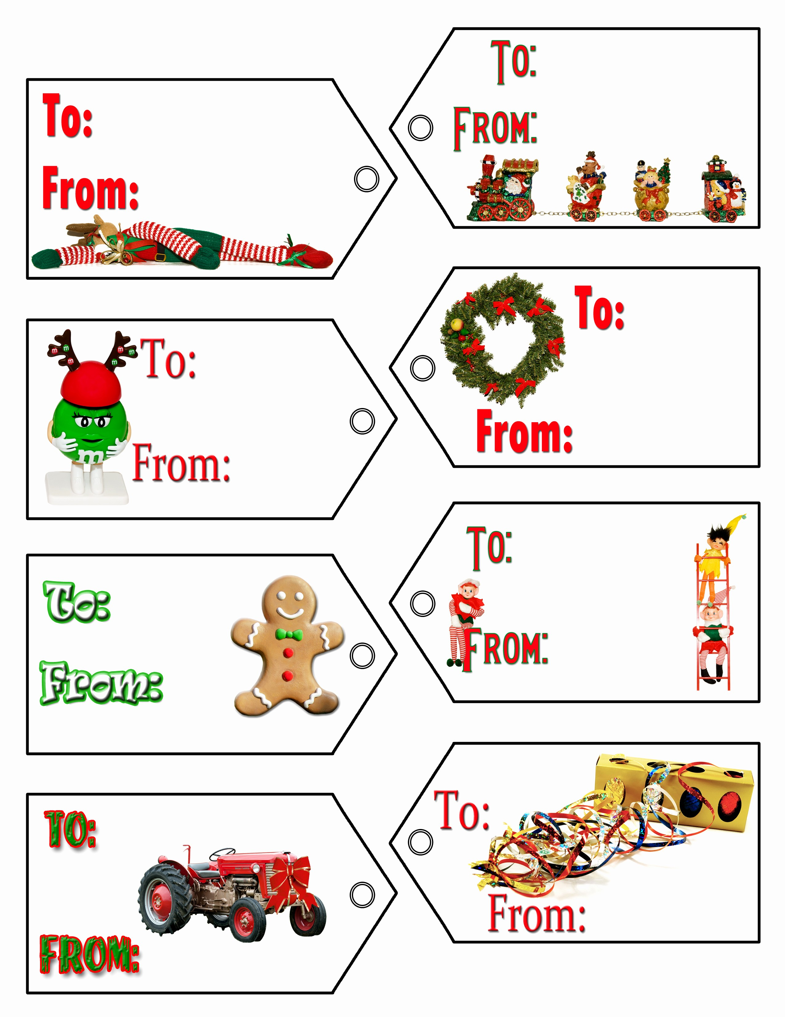 Christmas Mailing Labels Template Free Beautiful Christmas Gift Label Templates – Happy Holidays