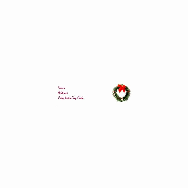 Christmas Mailing Labels Template Free Beautiful Free Christmas Holiday Templates and More for Microsoft Fice
