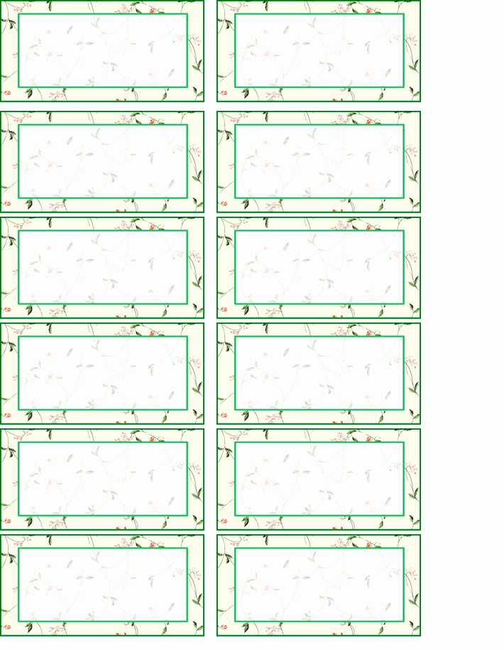 Christmas Mailing Labels Template Free Inspirational 8 Best Of Free Printable Christmas Label Borders