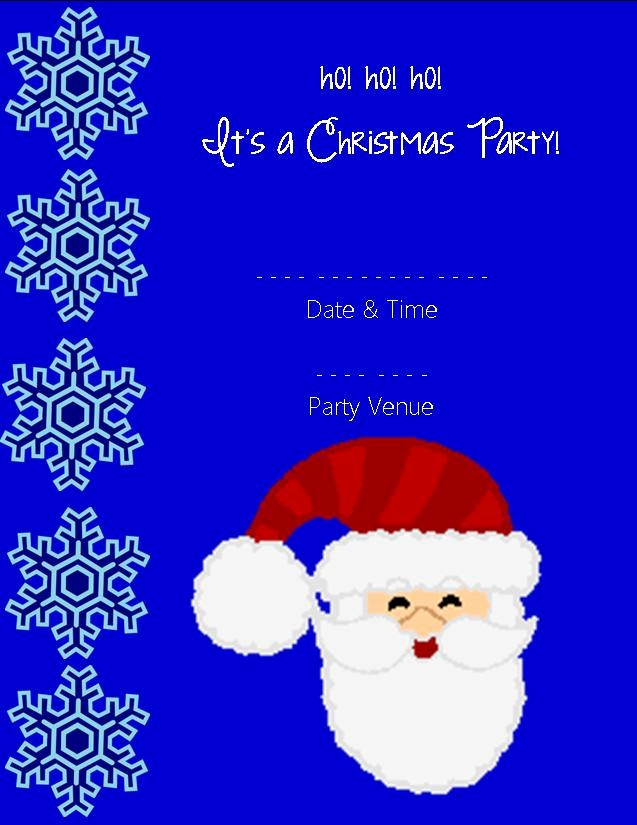 Christmas Party Invitation Free Template Beautiful Christmas Party Invitations Templates 2018 Free Printables