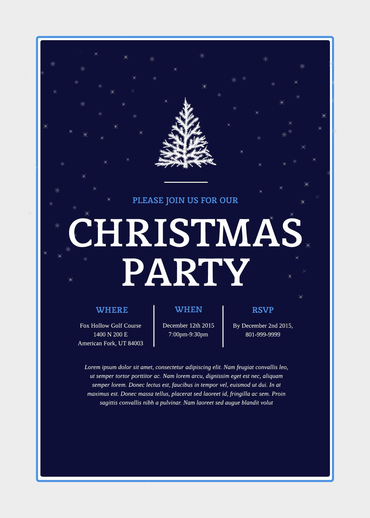Christmas Party Invitations Free Template Beautiful Print and Win Holiday Sweepstakes