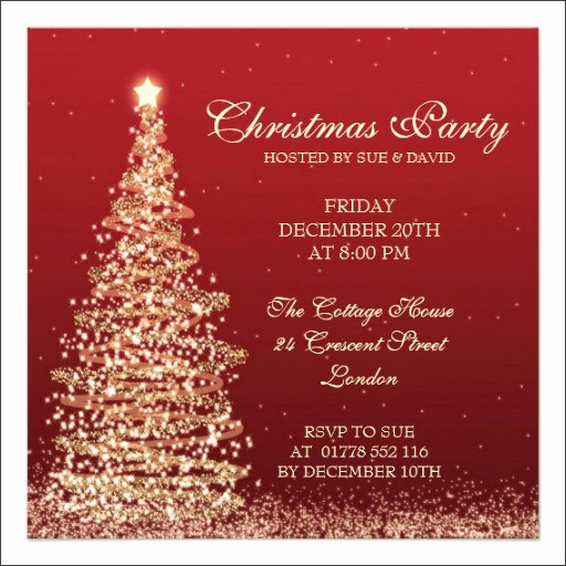 Christmas Party Invite Free Template Fresh 12 Printable Christmas Invitation Templates