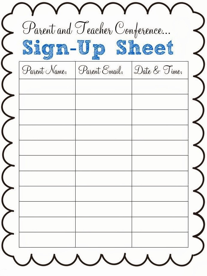 Christmas Sign Up Sheet Templates New Halloween Luncheon Sign Up Sheet – Festival Collections