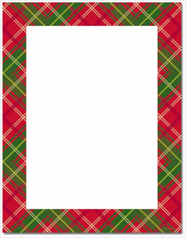 Christmas Stationery Templates Word Free Beautiful 22 Christmas Stationery Templates Free Word Paper Designs