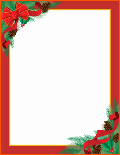 Christmas Stationery Templates Word Free Fresh Santa Fill In Coupon Template Certificate Templates Free
