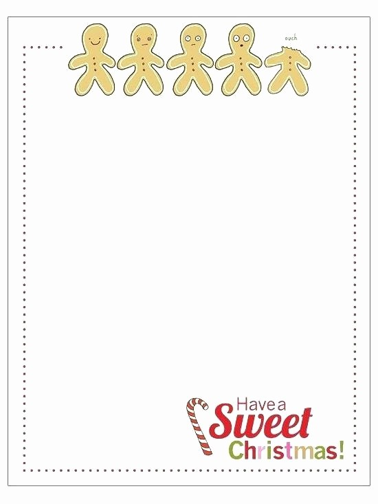 Christmas Stationery Templates Word Free Inspirational Christmas Letterhead Best Wallpapers Cloud