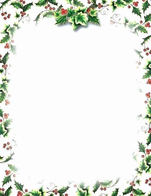 Christmas Stationery Templates Word Free Inspirational Floridaframeandart