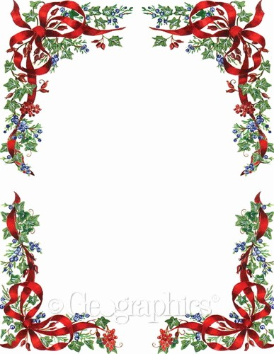 Christmas Stationery Templates Word Free Luxury 14 Free Paper Design Templates Free Printable