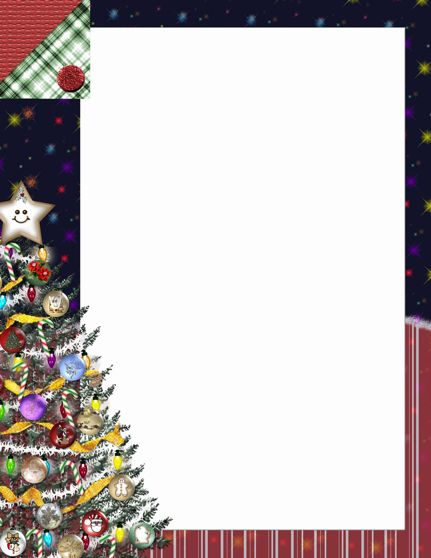 Christmas Stationery Templates Word Free New Christmas 1 Free Stationery Template Downloads